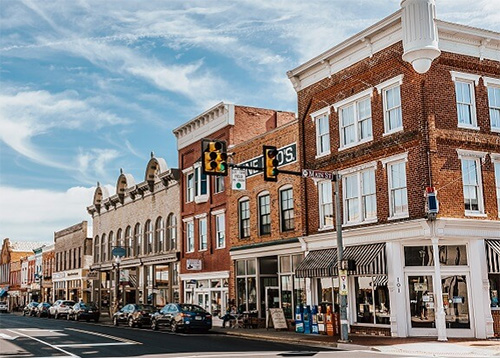 Downtown Culpeper